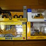 香川県で建機ミニチュア 建設機械模型などの買取