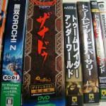 高松市のお客様よりPCゲームを買取りさせて頂きました。