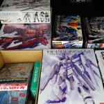 愛媛県西条市で出張買取 MG RG HGのガンプラ  ドラマのDVD-BOX  ガスガンなどお売り頂きました。