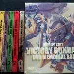 香川県高松市でガンダムのBlu-ray DVD-BOXなどを出張買取しました 