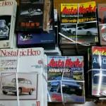 兵庫県のお客様より宅配買取 旧車雑誌 ノスタルジックヒーロー オートワークスなど
