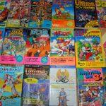 香川県丸亀市でファミコン攻略本 漫画全巻など買取