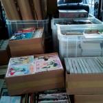 徳島県徳島市で、アニメDVD サントラCD アダルトコミック ゲームなど出張買取りさせて頂きました。