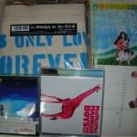 高知県のお客様よりコミック CD Blu-rayなど宅配買取