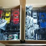 香川県高松市で自動車プラモデルを買取 完成品プラモなど