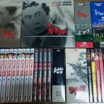 香川県善通寺市でDVDを買取 ドラマ 特撮のDVD-BOXなど