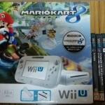 任天堂WiiU本体 マリオカート8セット ゲームソフトなど買取。