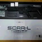 次世代電動ガン 東京マルイ スカーL SCAR-L を買取させて頂きました