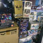 愛媛県でガンプラ S.I.C.仮面ライダーフィギュアなど買取