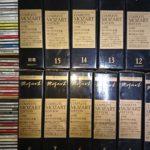 香川県高松市でJAZZやCLASSICのCD レコードを買取  モーツァルト全集など