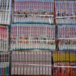 香川県三豊市で古本出張買取 ワンピース スラムダンク漫画全巻 児童書など