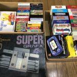 香川県でレトロゲームを出張買取 ファミコン PCエンジンなど