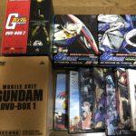 香川県でアニメのDVD Blu-ray-BOX ゲームソフトなどを買取 PS4 ガンダム